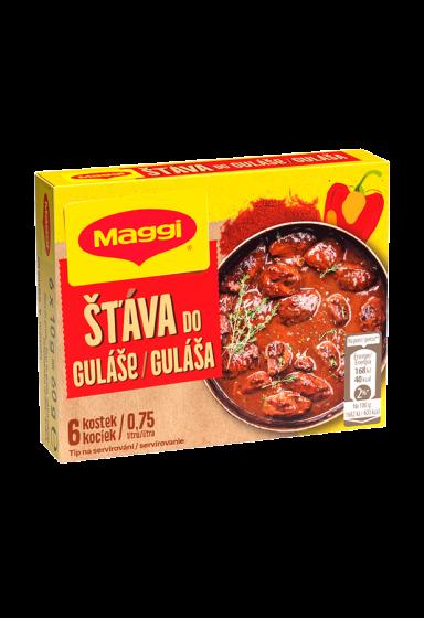 MAGGI Gulášová šťava v kocke 0,75 l